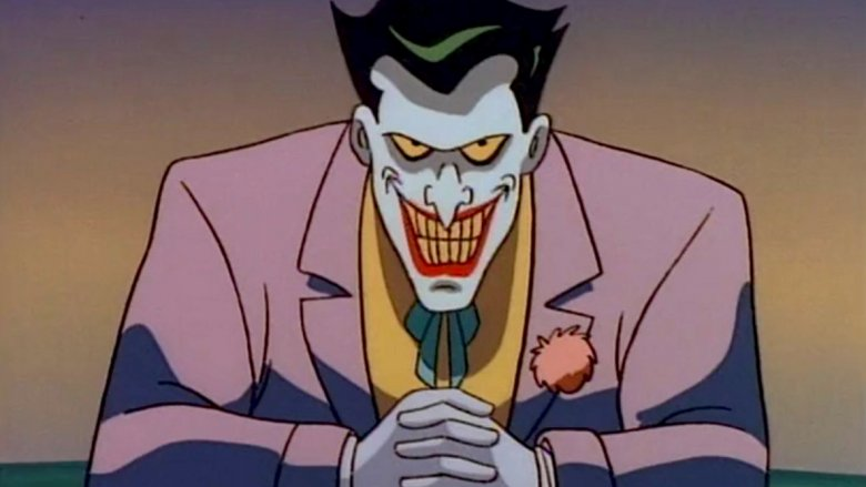 Every batman the animated series villain ranked the joker of batman the animated series is like batman a great character boiled down to his purest most menacing form voltagebd Choice Image