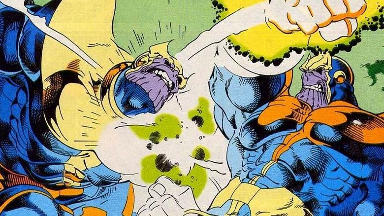 Thanos vs. Thanos