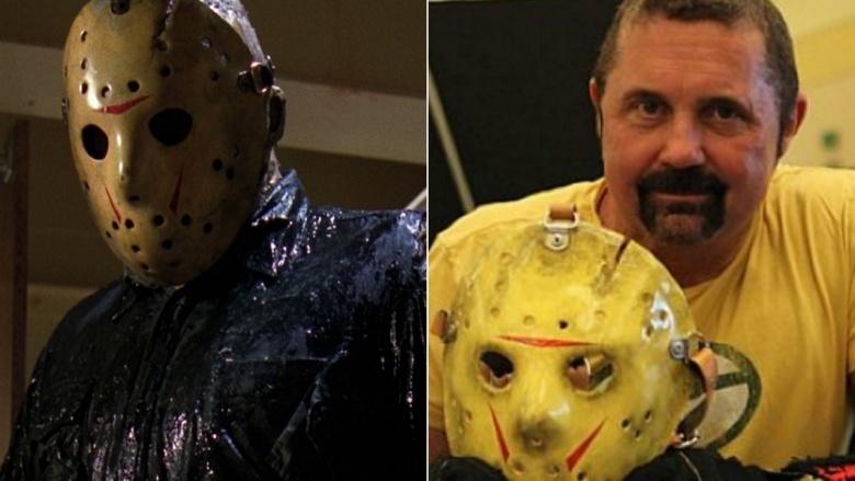 Jason Voorhees played by Kane Hodder