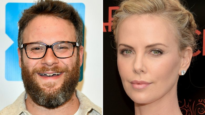 Seth Rogen Charlize Theron