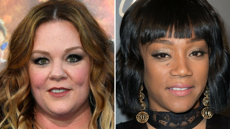 Melissa McCarthy and Tiffany Haddish