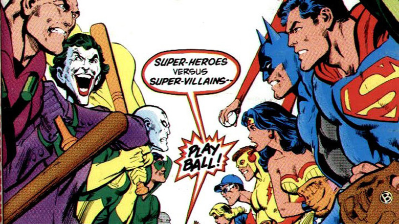 Thats The Idea That Drives Justice League Or At Least Version Of Has All Those Big Name Characters On It