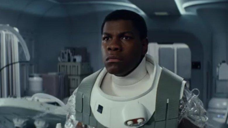 Finn Last Jedi