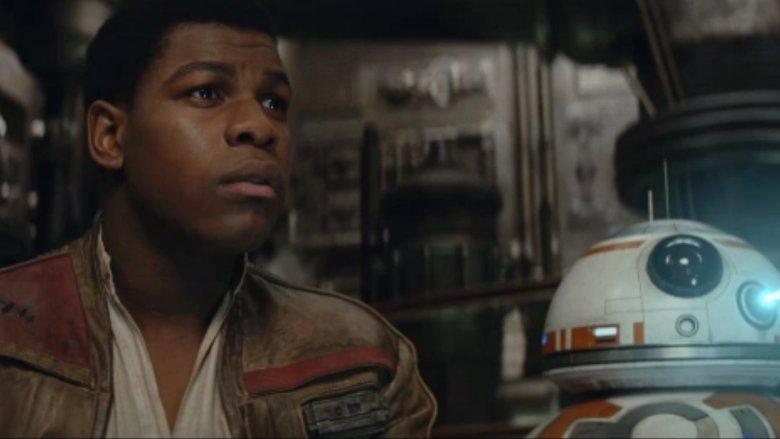 Finn BB-8 Last Jedi
