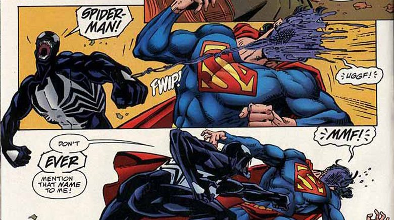 Venom vs Superman
