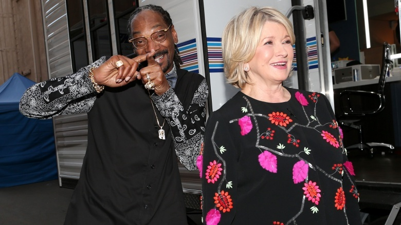 Snoop Dogg Catch Phrases: The Untold Truth About Martha Stewart