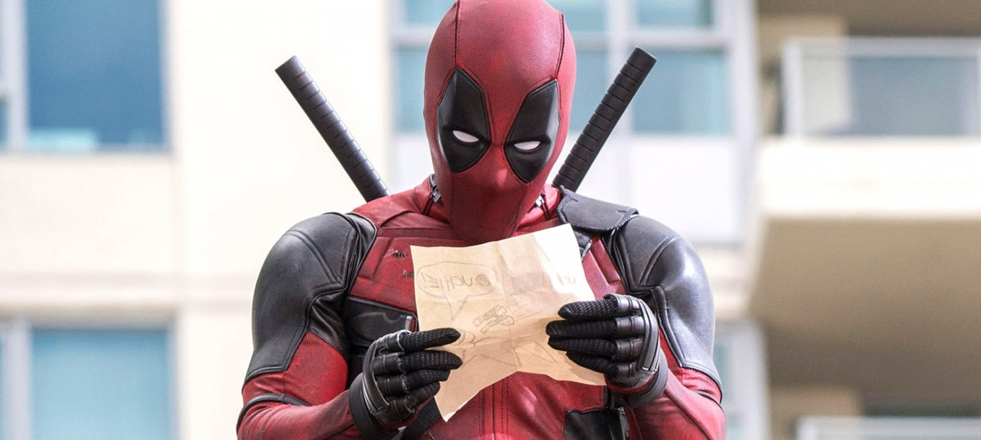 This is Deadpool's Book - cover