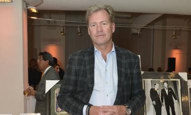 Calvin Klein And GE Capital Honored At Dignity U Wear Gala
