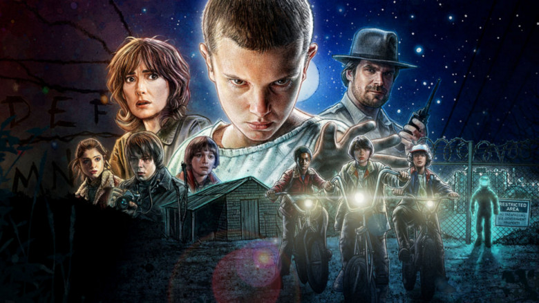 Stranger things 2 cast adds goonies aliens actors for Ross craft show 2017