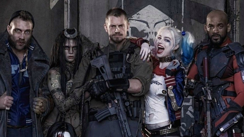 The behind the scenes drama of suicide squad