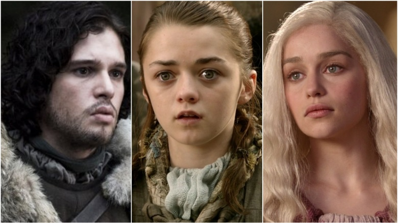 How the cast of Game of Thrones has changedGame Of Thrones Cast Season 4
