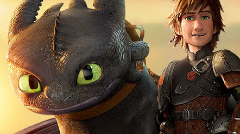 how to train your dragon official game