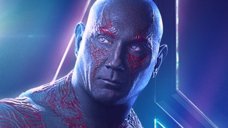 Dave Bautista says Drax is in Avengers 4, Guardians 3