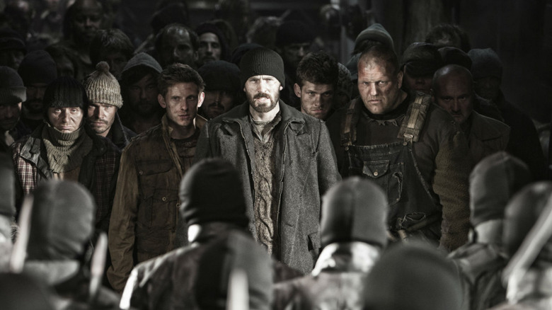still from Snowpiercer