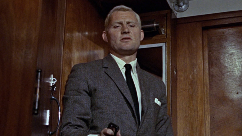 Robert Shaw in From Russia With Love
