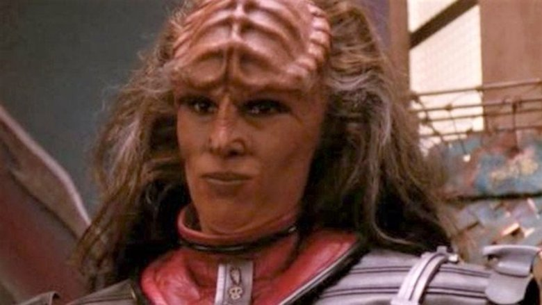 Barbara March in Star Trek