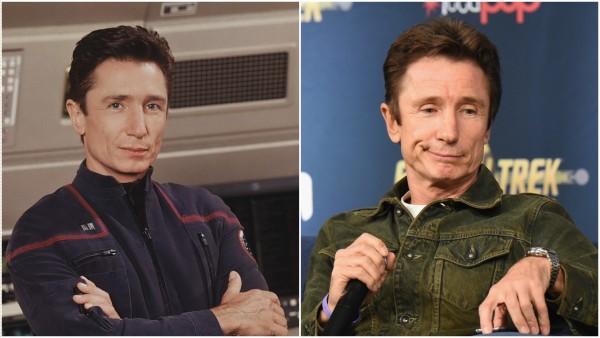 Actors whose careers were killed by Star Trek