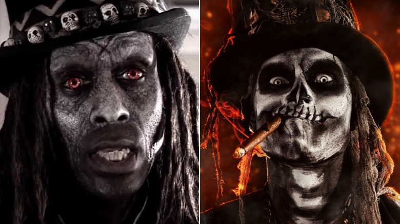 Papa Legba on American Horror Story and Baron Samedi