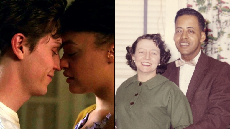 Kit and Alma Walker and Betty and Barney Hill