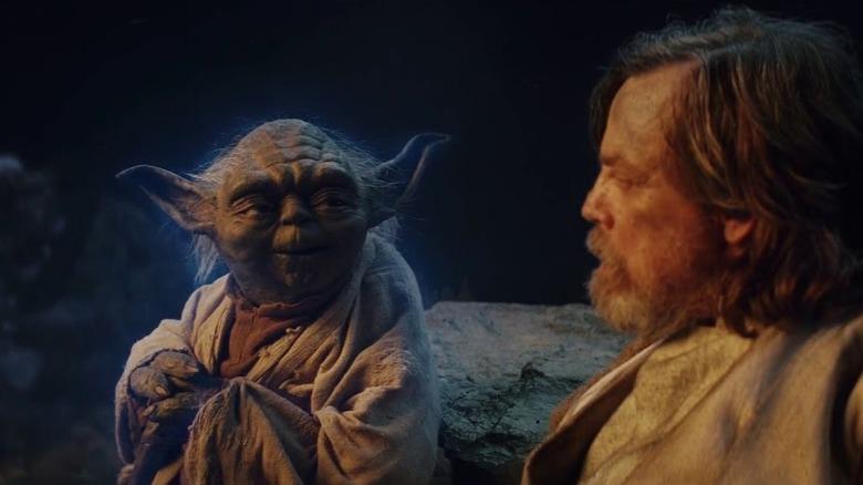 Yoda, The Last Jedi