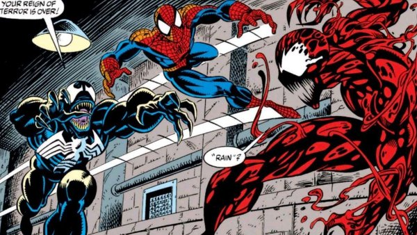 Weird things about Spider-Man and Venom's relationship