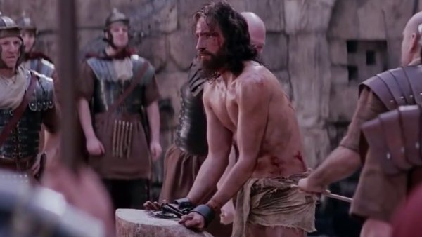 Bizarre stories from filming Passion of the Christ