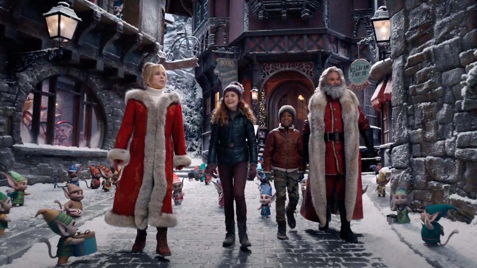 Exclusive: Jahzir Bruno talks Christmas Chronicles cast