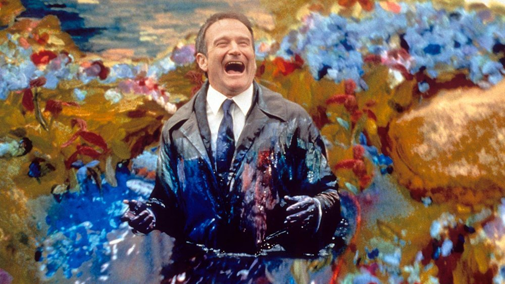 Robin Williams in What Dreams May Come