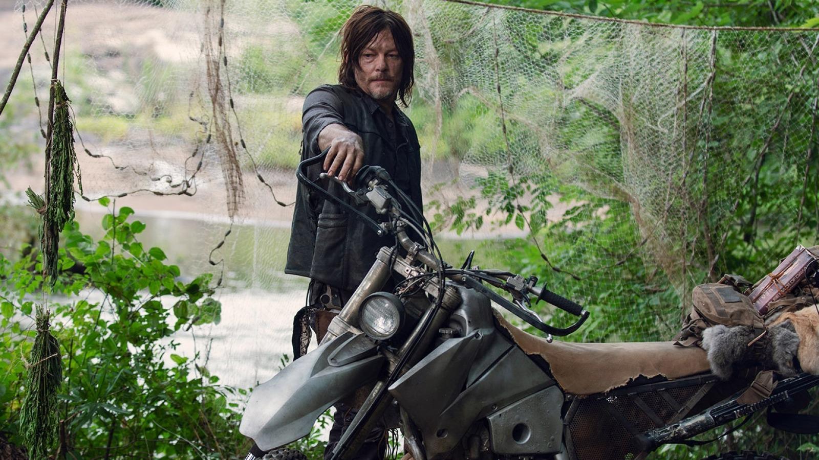 Daryl Dixon Death