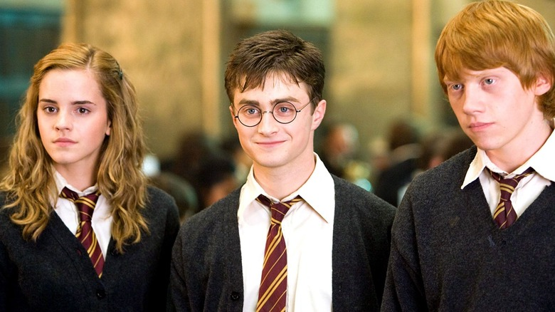 Differences between the Harry Potter books and films that got fans talking