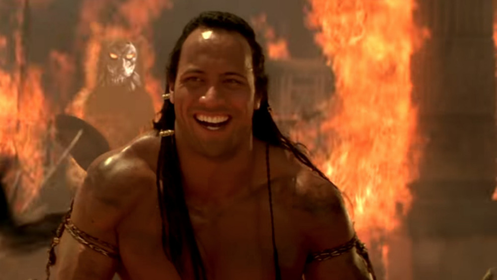 Dwayne Johnson's Scorpion King is coming back
