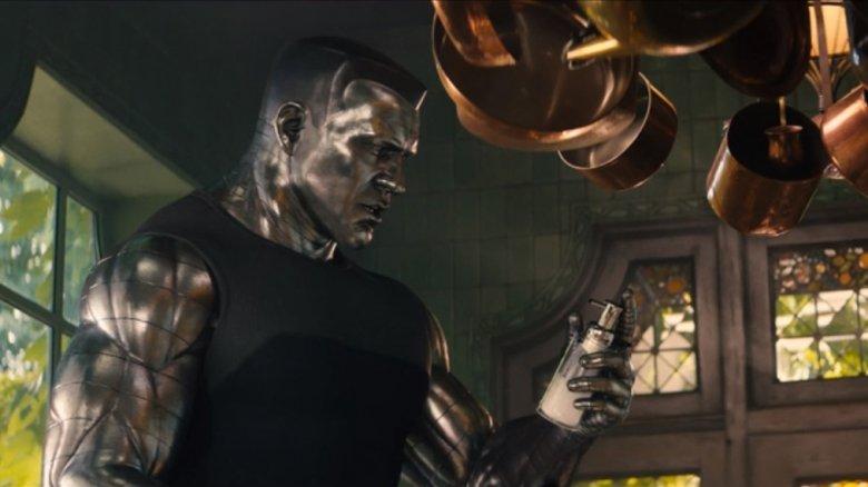 Stefan Kapičić as Colossus in Deadpool 2
