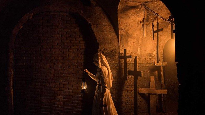 Scene from The Nun