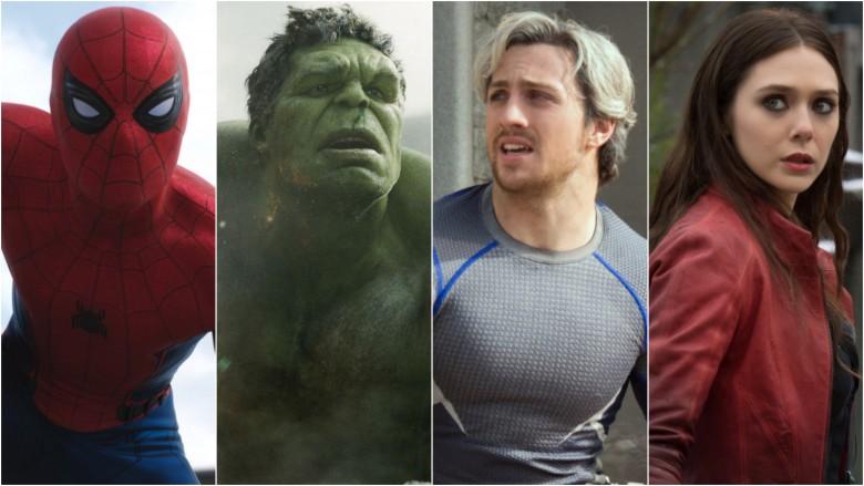 Superheroes Marvel Studios can't use