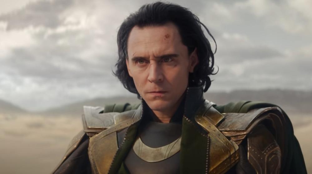 Loki in the desert Disney+