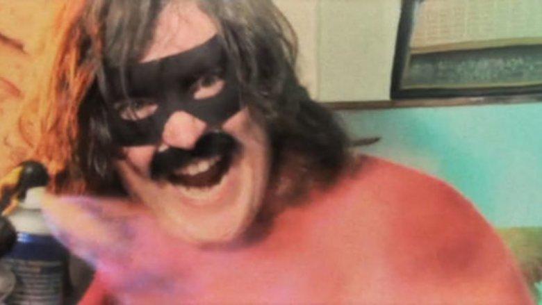 David Ashby in Italian Spiderman