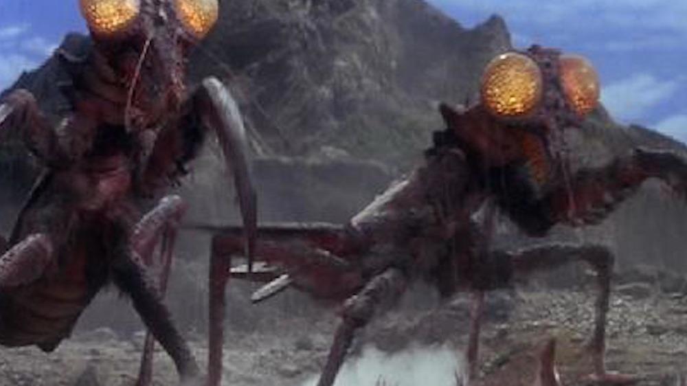 Kamacuras in Son of Godzilla