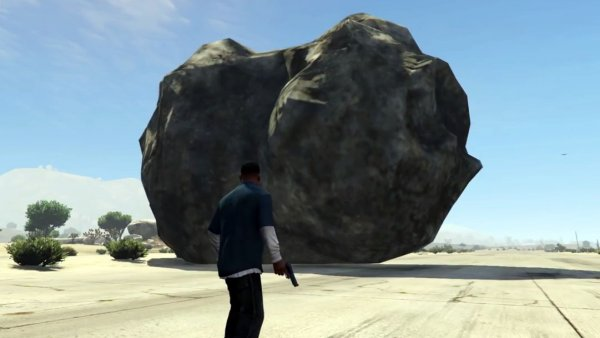 GTA V mysteries that make no sense