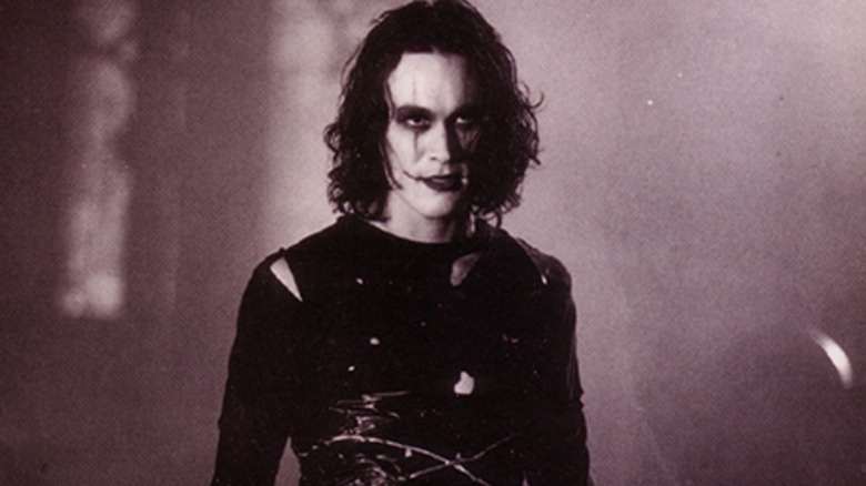 Here's how they finished The Crow after Brandon Lee died during filming