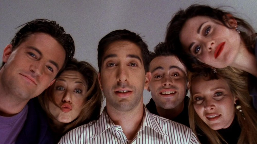 How Friends changed TV and no one noticed