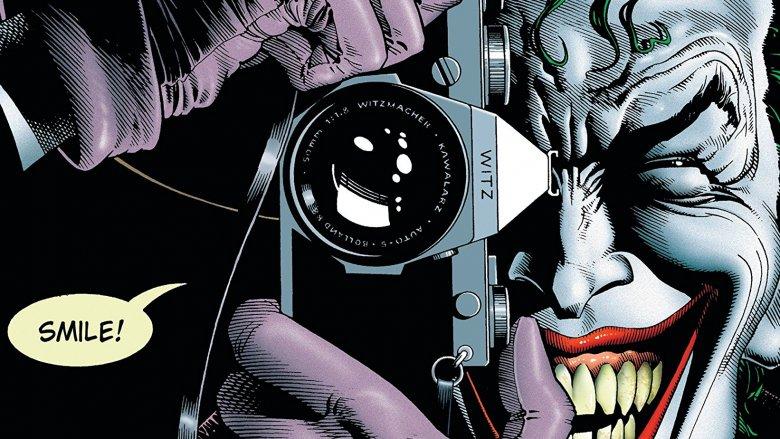 The Killing Joke book cover