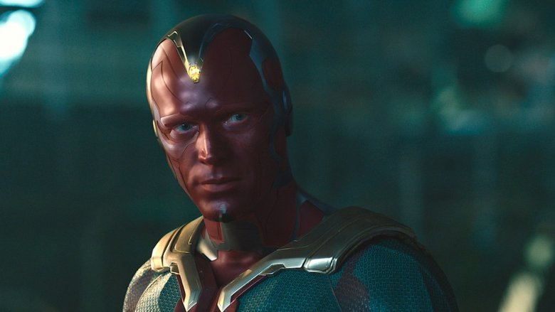 Paul Bettany in Avengers: Age of Ultron