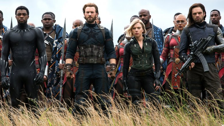 How the cast got ripped for Avengers: Infinity War and Endgame