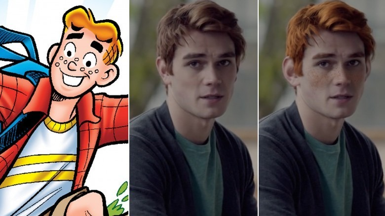 Archie Andrews from Riverdale