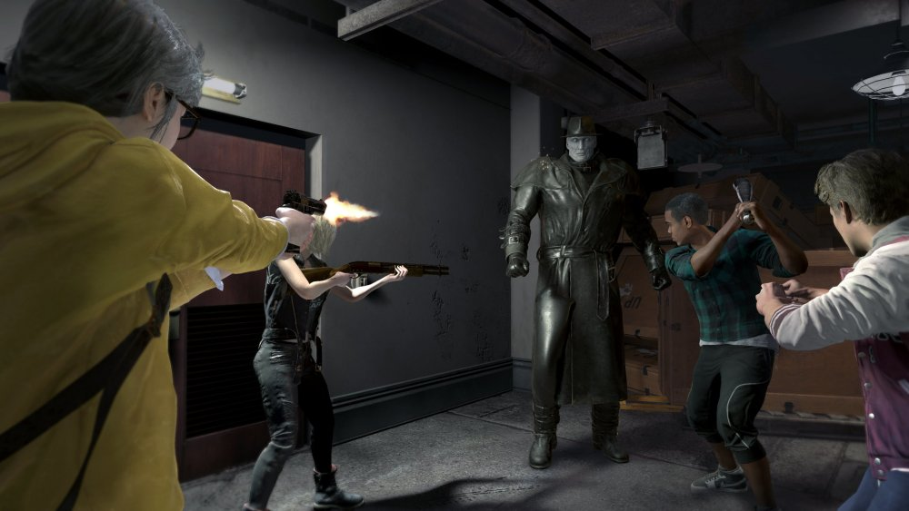 Is Resident Evil 3 Remake co-op?