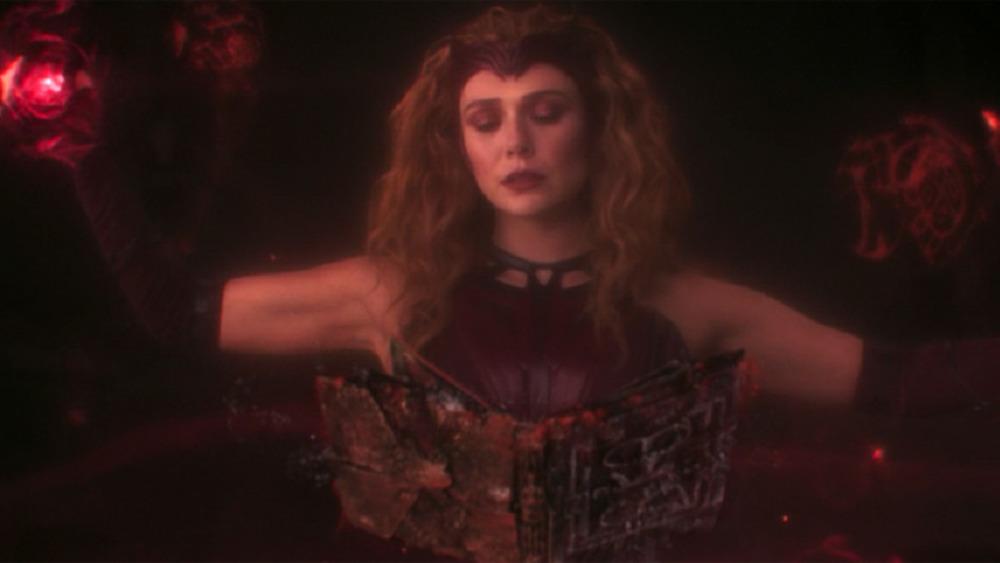 Scarlet Witch studies