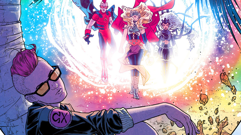 Quentin Quire by Russel Dauterman