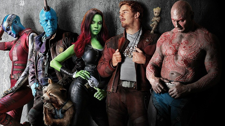 Marvel lied to you about Guardians of the Galaxy