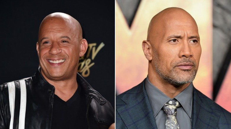 Vin Diesel / Dwayne Johnson