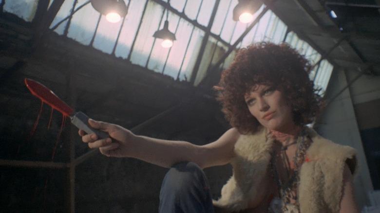 Anita Strindberg in A Lizard in a Woman's Skin